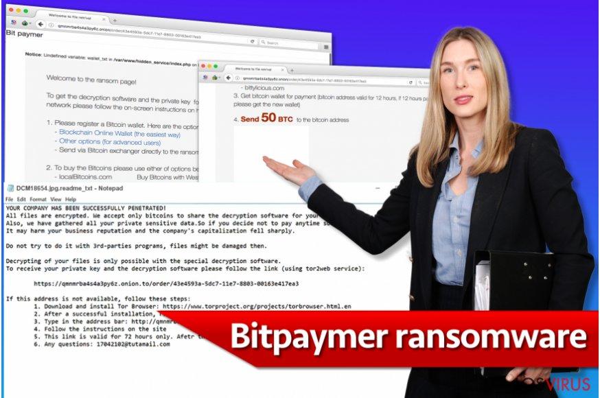 Virus Bitpaymer