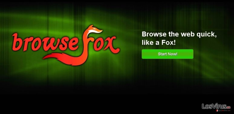 BrowseFox foto