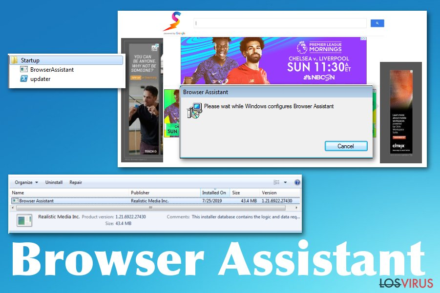 Browser Assistant