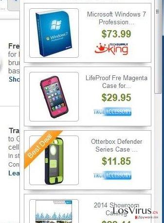 Los anuncios de Browser Utility foto