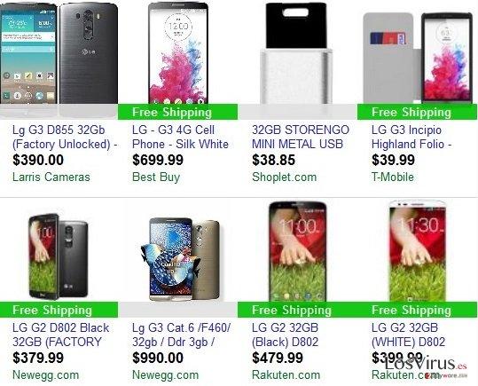 El adware BuyFast foto