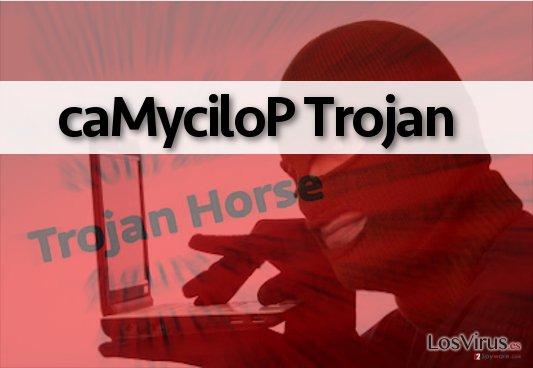 caMyciloP virus steals your information