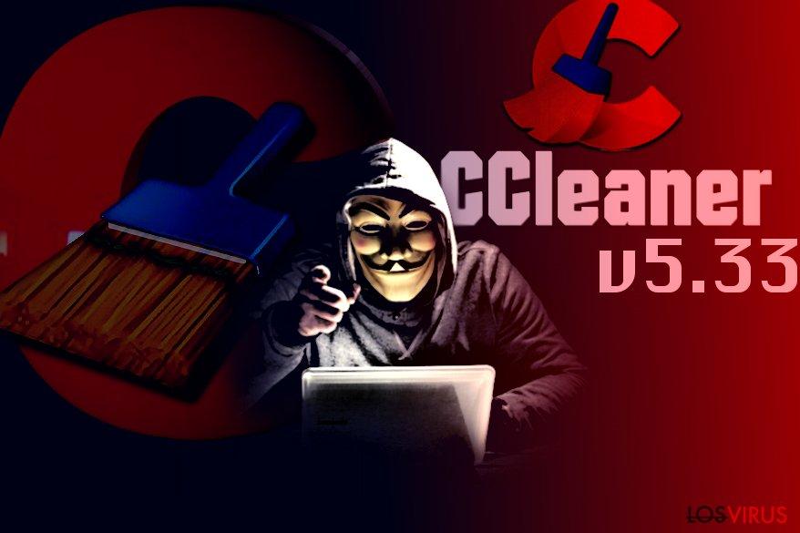 Virus CCleaner