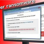 Virus ransmware Cerber