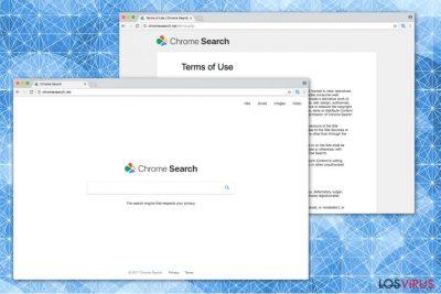 Imagen de Chromesearch.net