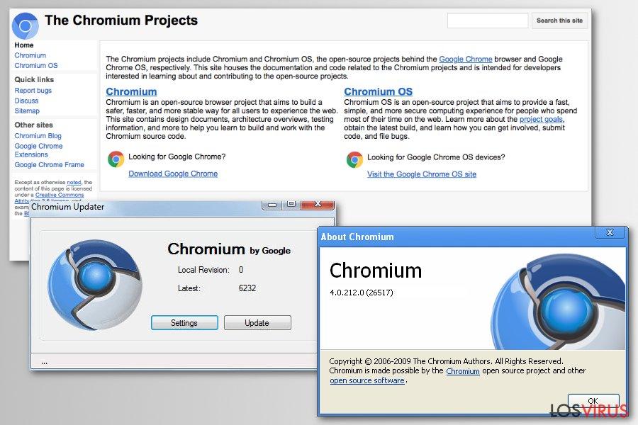 Proyecto Chromium