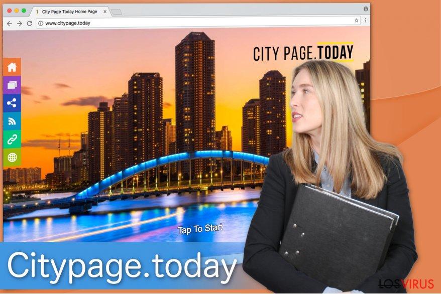 Imagen de Citypage.today
