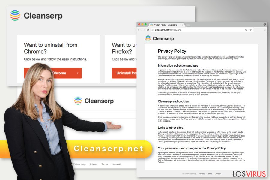 Ilustración del virus Cleanserp.net