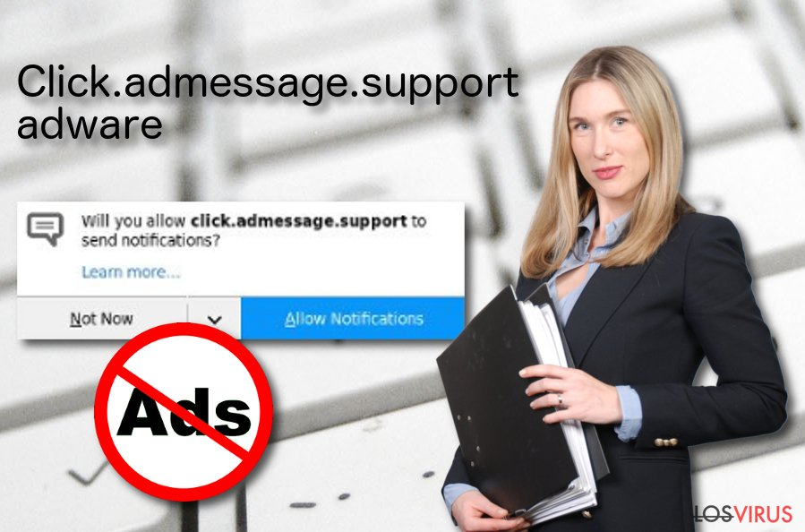 Click.admessage.support