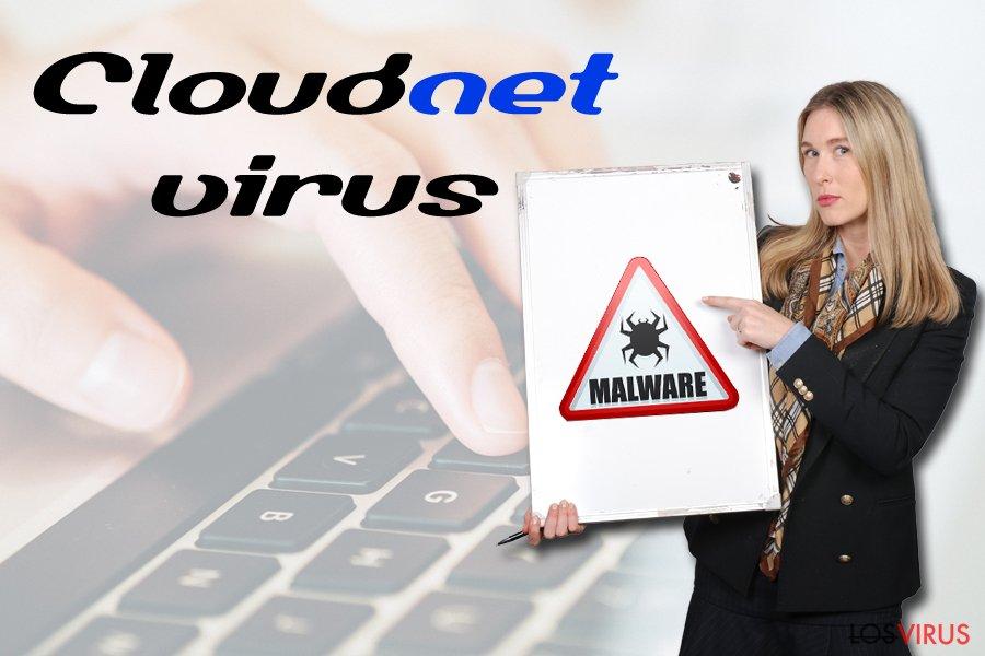 Troyano Cloudnet