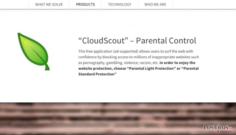 Los anuncios de CloudScout foto