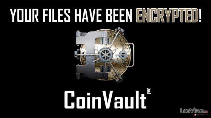 Te reEl virus CoinVault foto