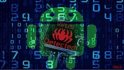 La imagen que ilustra el malware de Android com.google.provision