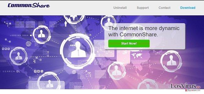 Los anuncios y ofertas de CommonShare foto