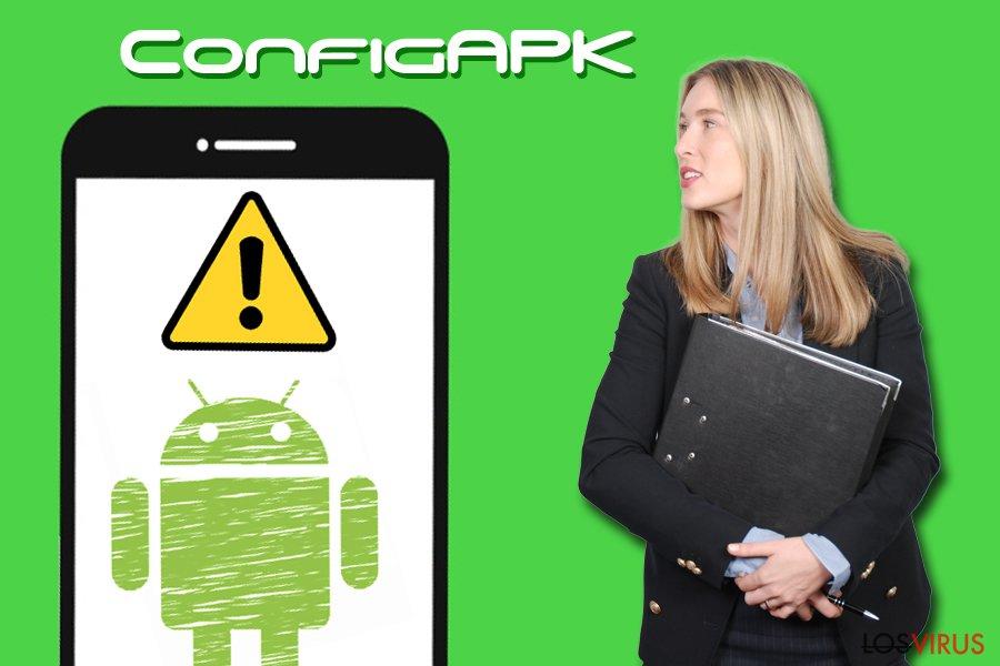 Aplicación Config APK