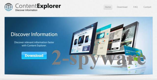 Content Explorer foto