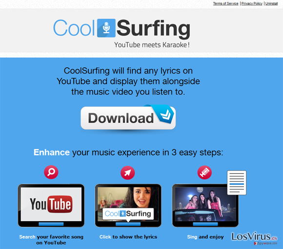 CoolSurfing foto