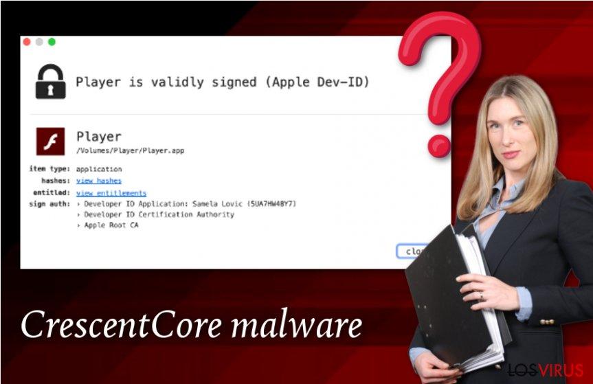 Malware CrescentCore