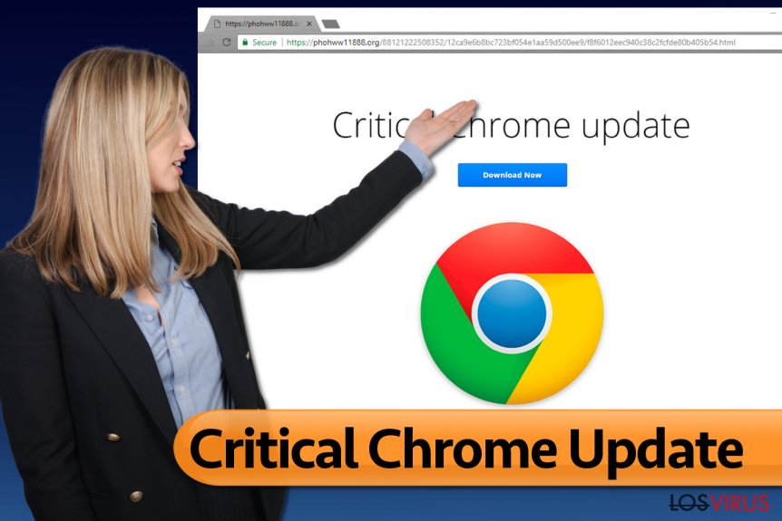 Virus Critical Chrome Update