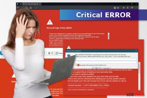 "Estafa ""Critical ERROR"""