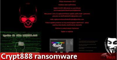 Virus Crypt888