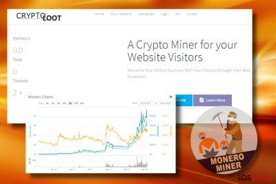 El minero Crypto-Loot usa de manera maliciosas los recursos del CPU del PC