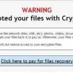 El virus Crypt0L0cker foto