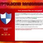 CryptoLocker foto