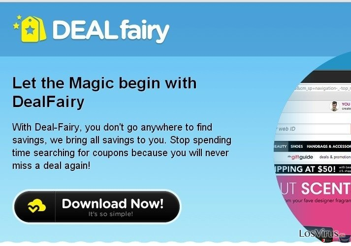 Deal Fairy foto