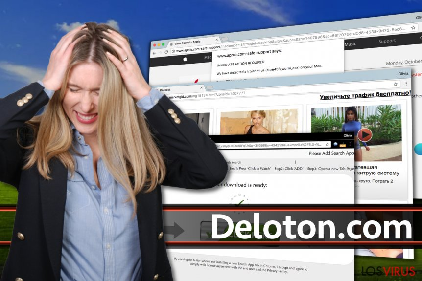 Anuncios de Deloton.com