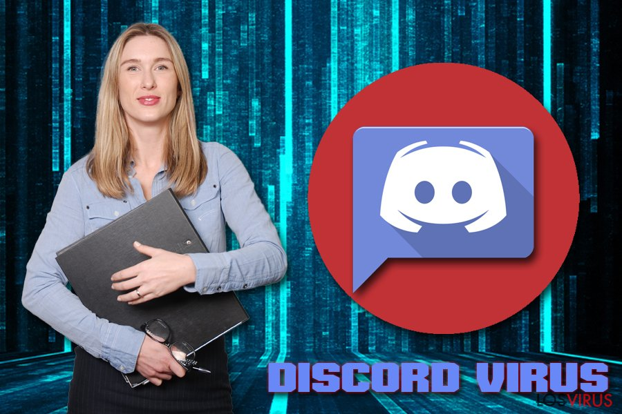 Virus de Discord