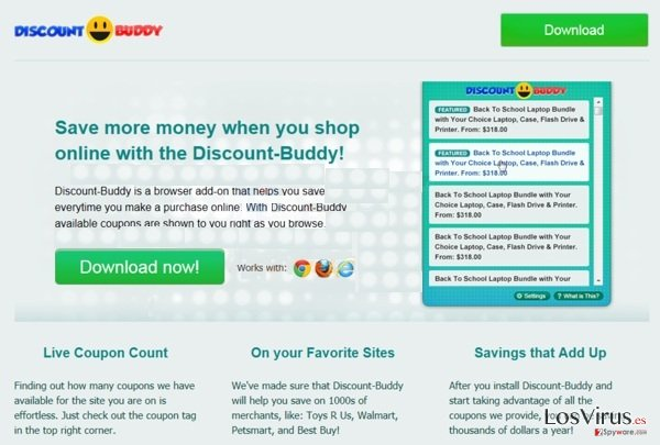 Discount Buddy foto
