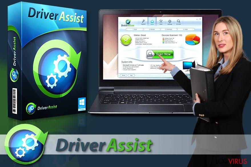 Programa DriverAssist