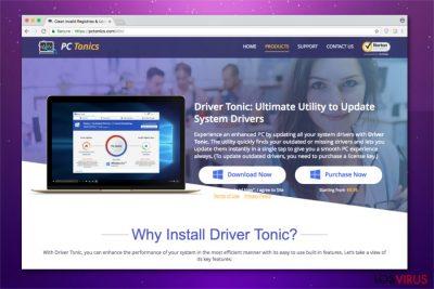 Imagend e Driver Tonic