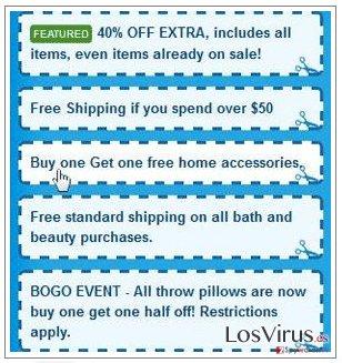 Los anuncios de SaveNShop foto