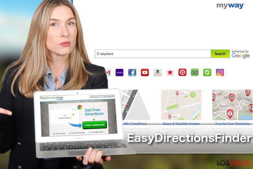 Imagen de EasyDirectionsFinder Toolbar