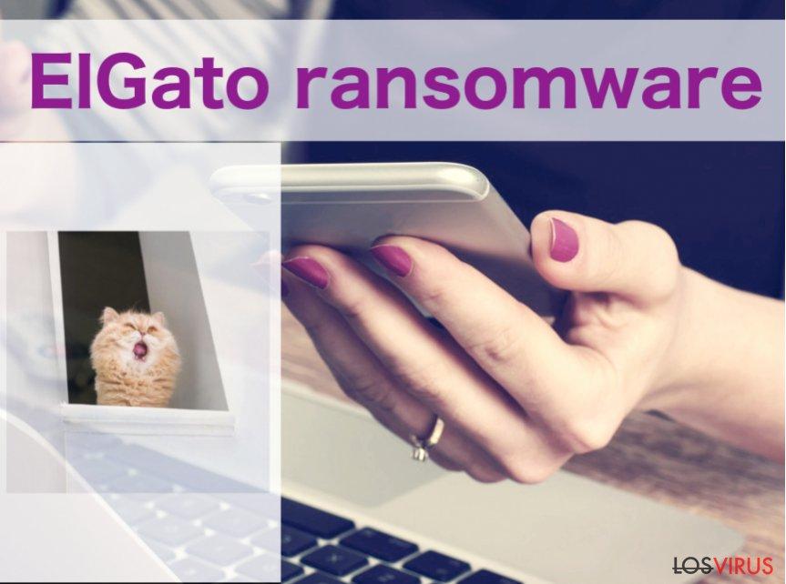 El virus ransomware ElGato