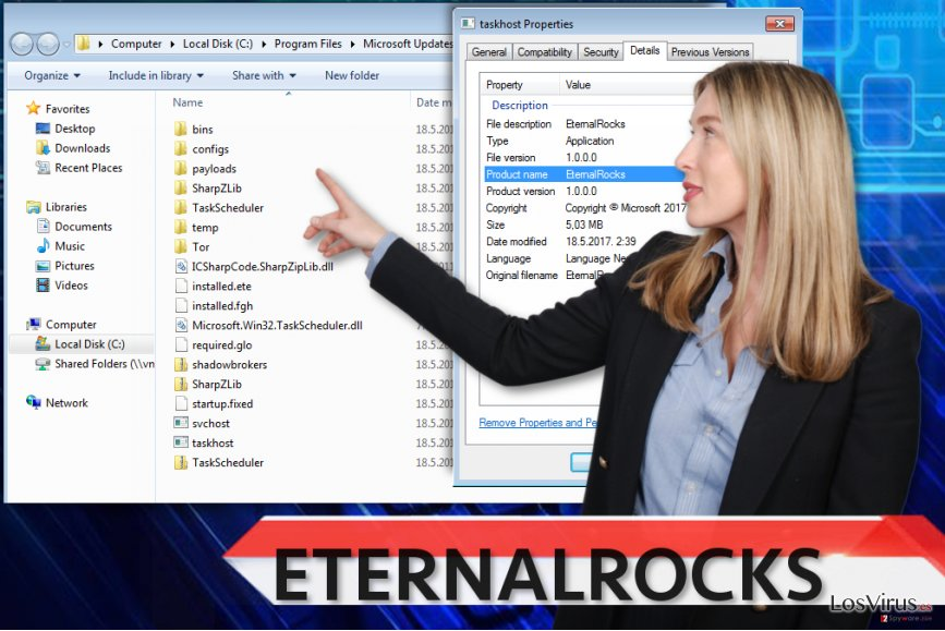 Virus EternalRocks
