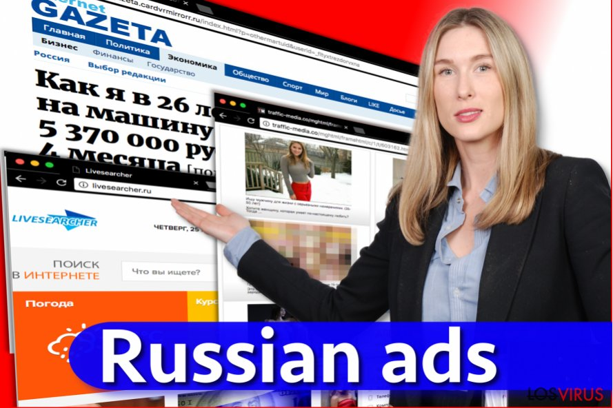 Anuncios Russian
