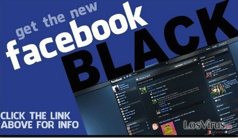 Facebook Change Color virus foto
