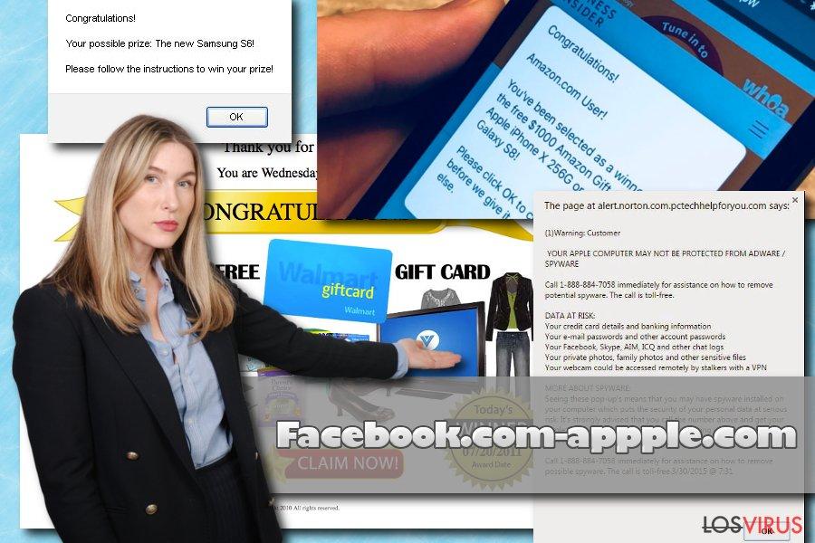 Adware Facebook.com-appple.com