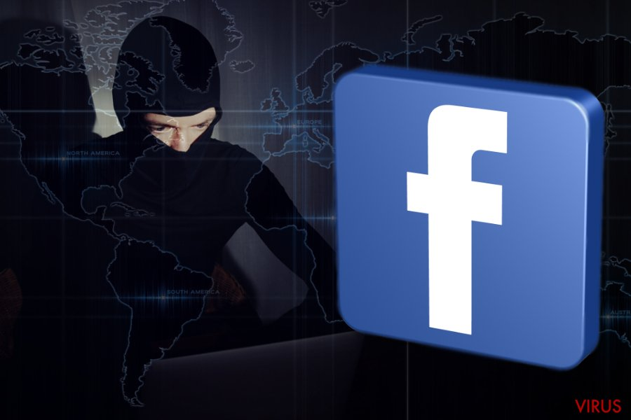 Estafas de Facebook