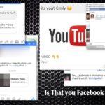 Facebook virus foto
