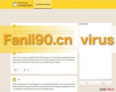 Imagen del hacker de navegador Fanli90.cn