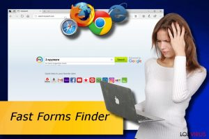 Fast Forms Finder