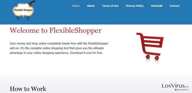 Los anuncios de FlexibleShopper foto