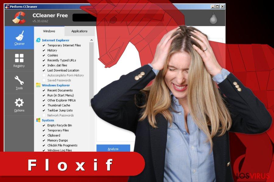 Imagen del virus Floxif