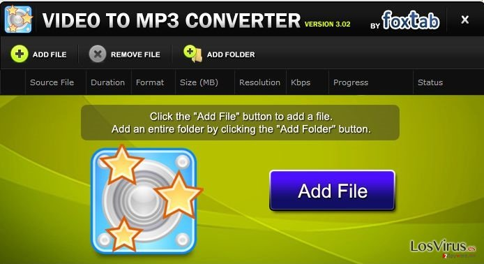 FoxTab Video Converter foto