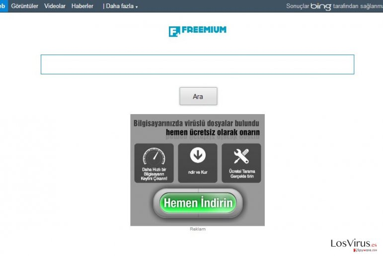 Freemium ads foto