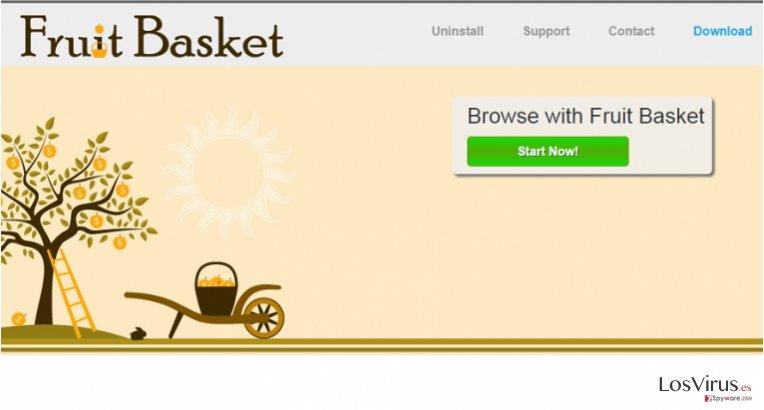 Los anuncios de Fruit Basket ads foto
